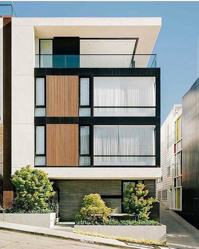Modern Contemporaryhome Exterior Design: Facade House, Architecture