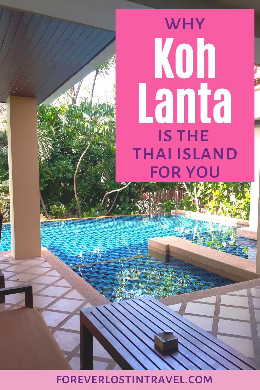Visiting Koh Lanta The Perfect Thai Island For You