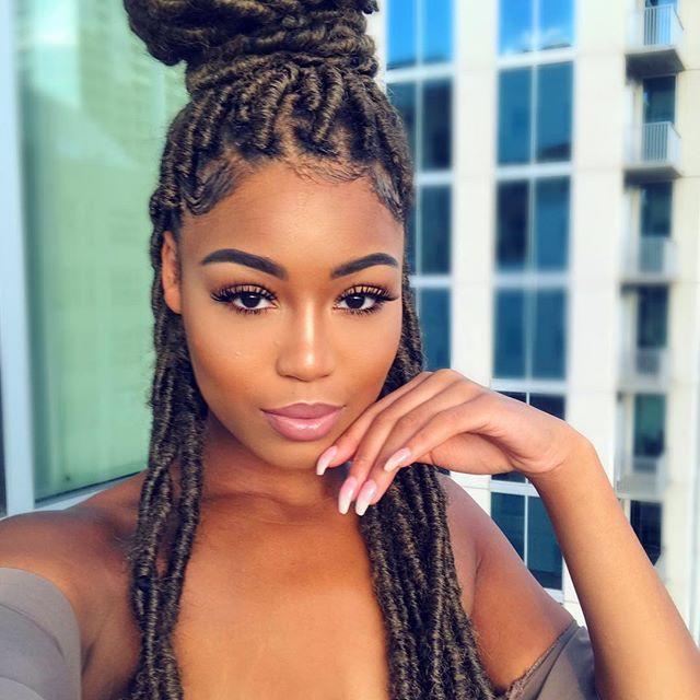 Just me | Nails !!! | Pinterest | Black girls rock, Black girls and ...