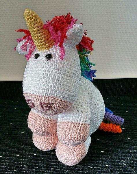 Häkel Einhorn Dörte Gefällts Pinterest Crochet Crochet
