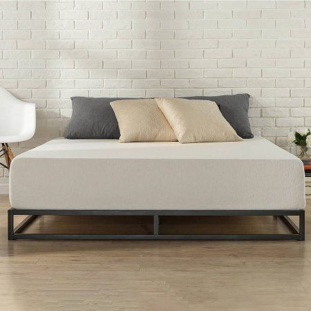Zinus Platforma Low Profile 6 Bed Frame Low Profile Bed Frame