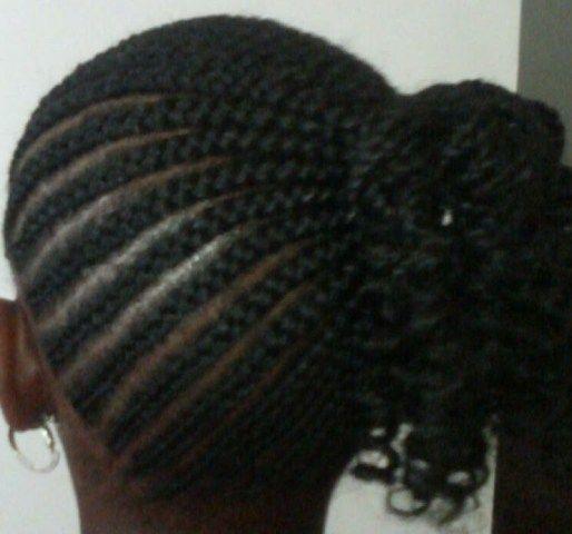 Miraculous Cornrow Ponytail Kids Hairstyles Pinterest Cornrow Short Hairstyles Gunalazisus