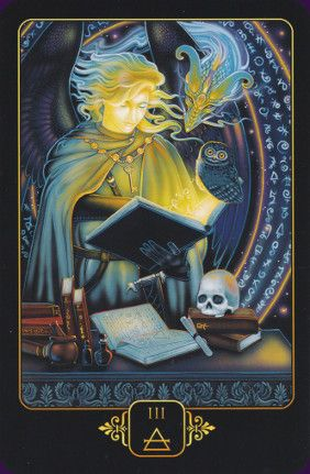 The Dreams of Gaia Tarot is a stunning 81-card deck of