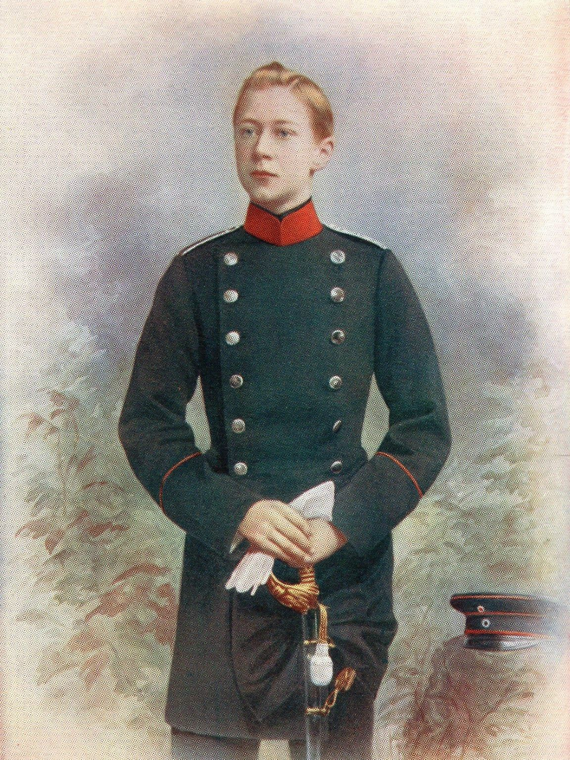 THE PRINCE H I R H  Crown Prince Wilhelm of Germany and Prussia
