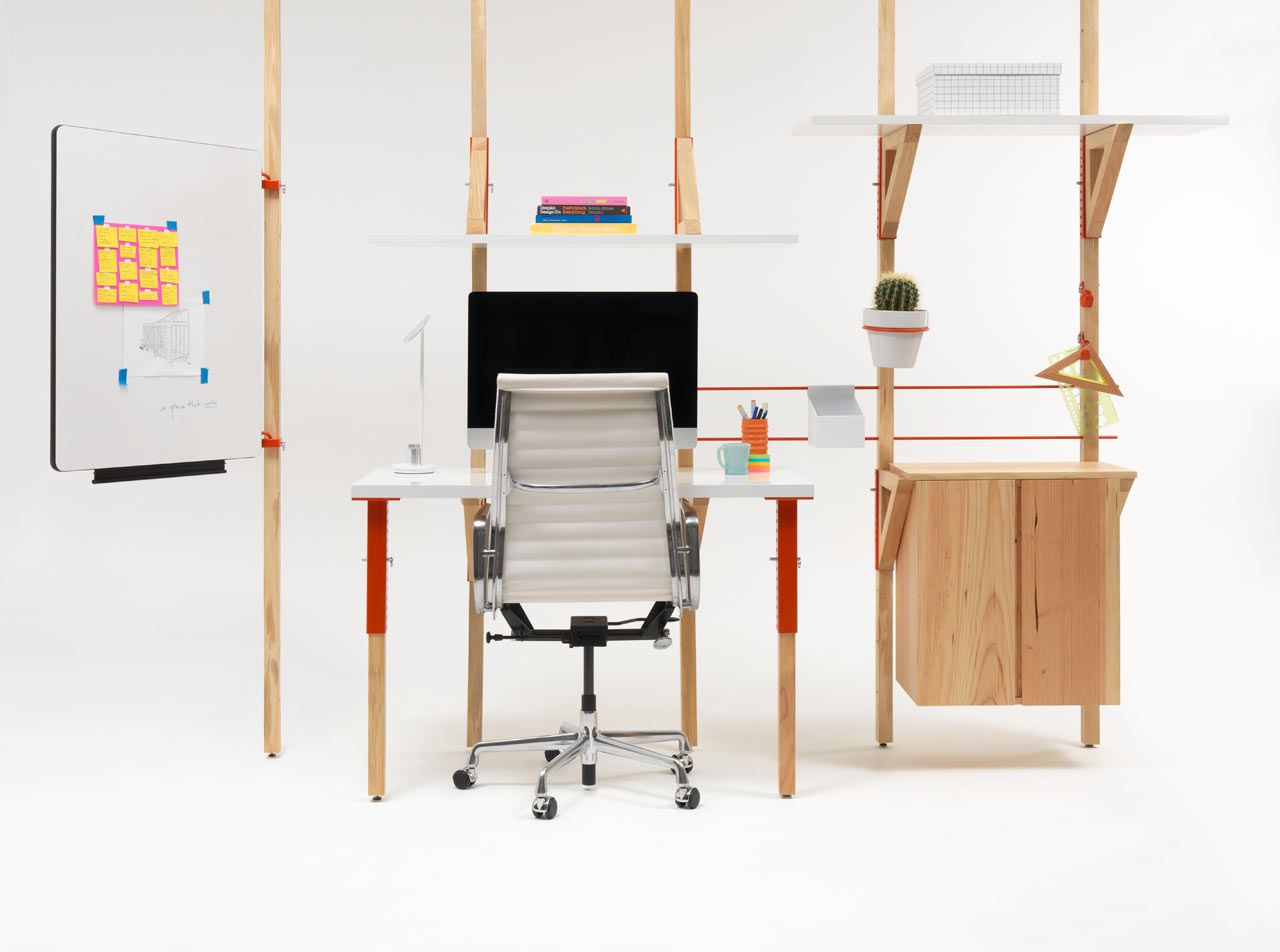 Coroflot S Clever Mobile Work Unit Mwu Office Furniture Clever  # Muebles Accesorios Jil