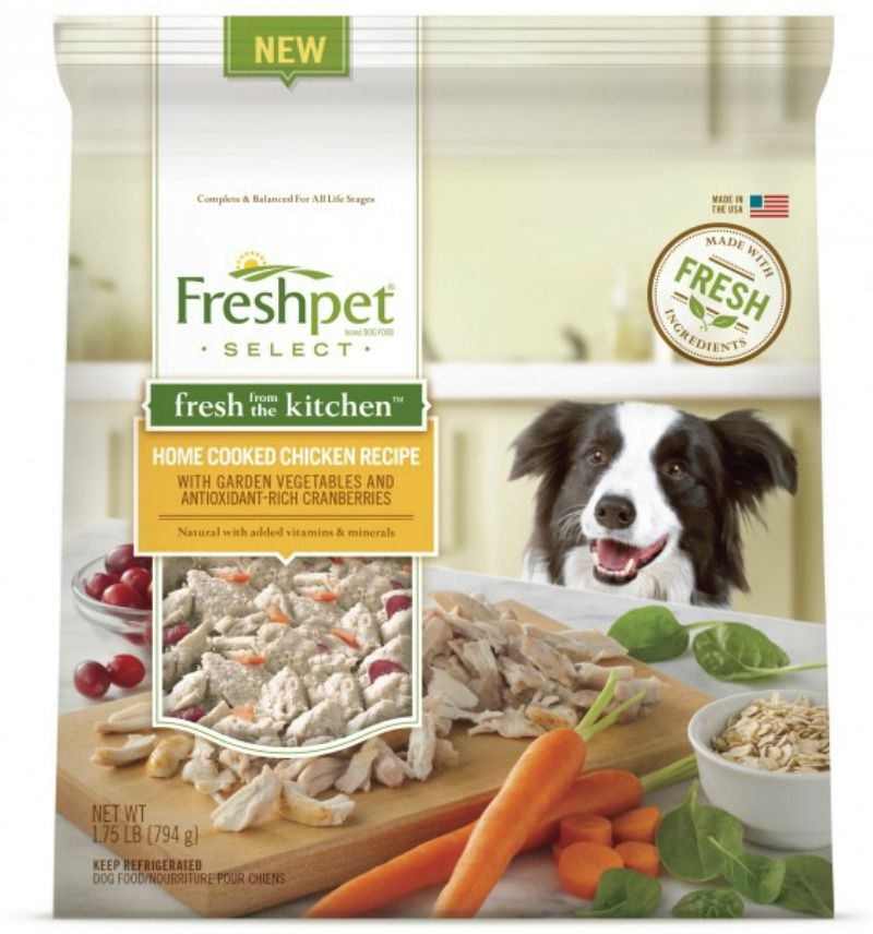 Win 3 FREE Product Coupons for FreshPet (27 value)! US
