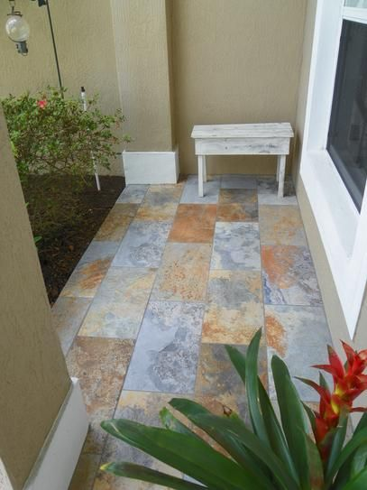 Home Depot Tile Vita Elegante Ardesia Ca 12 X 24 Flooring