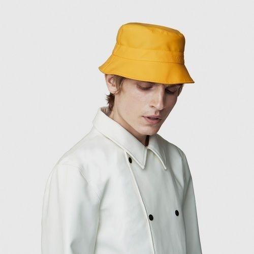Beckholmen Hat Yellow  e6003347a180