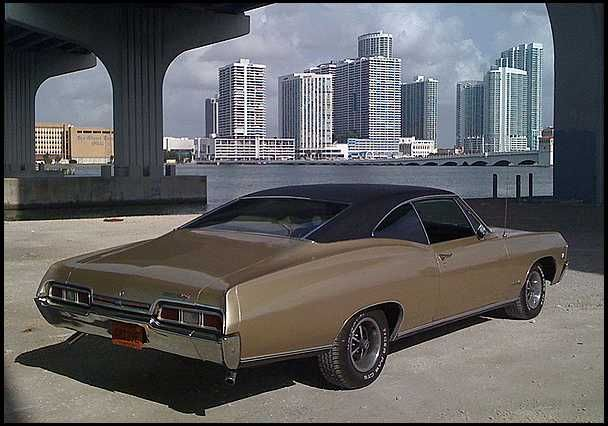 Impala Chevy Impala Impala Classic Car Garage