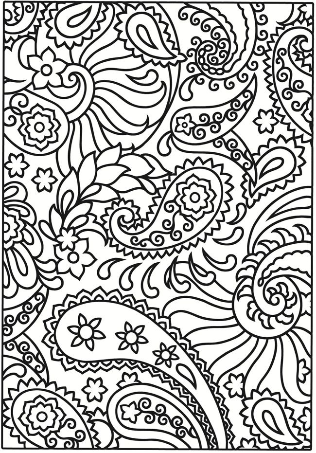 Free Coloring Pages Designs Coloring Books Pattern Coloring Pages Mandala Coloring Pages
