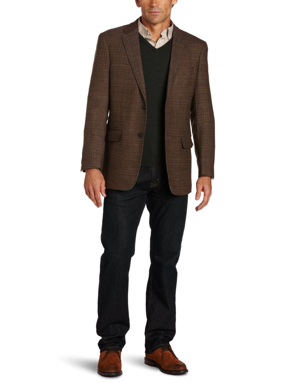 How To Wear A Sports Jacket With Jeans Sports coat