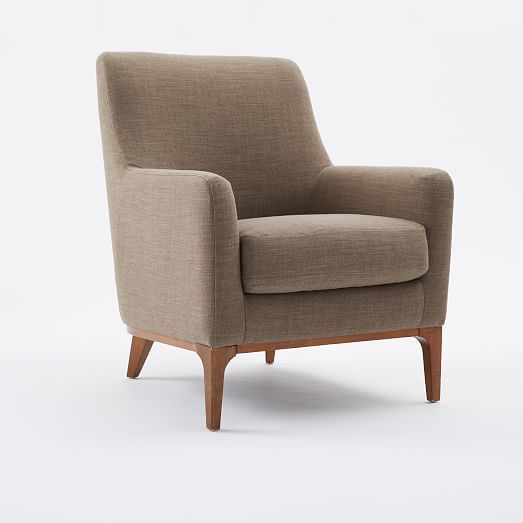 Bon Sloan Upholstered Chair | West Elm