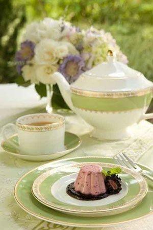 Garden tea by Eva0707