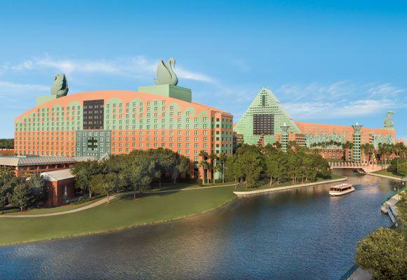 Swan Dolphin Resort Walt Disney World