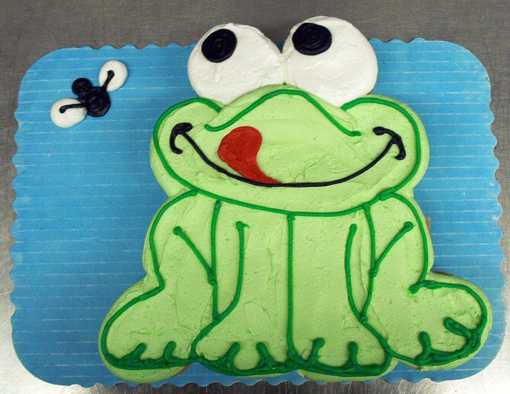 Cupcake Frog By Theshaggyturtle Deviantart Com With Images