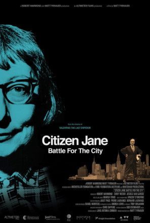 Citizen Jane: Battle for the City (2016) poster, #tshirt, #mousepad, #movieposters2