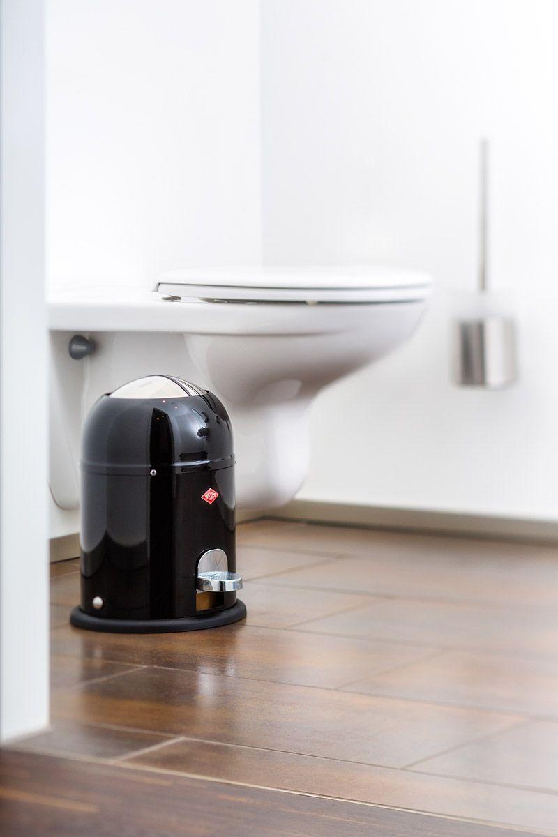 Mały Kosz łazienkowy Pedałowy 6 Litrów Mini Master Wesco