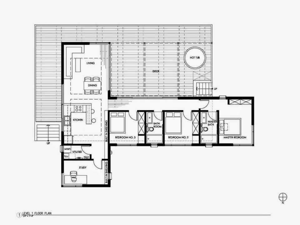 Golden Rectangle Minimallist House Design On Center Of Desert Of Nevada Floor Plans Prefab Homes Energy Efficient Homes