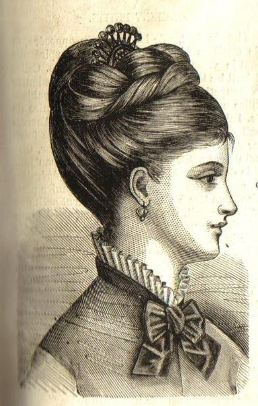 result 1870s hairstyles
