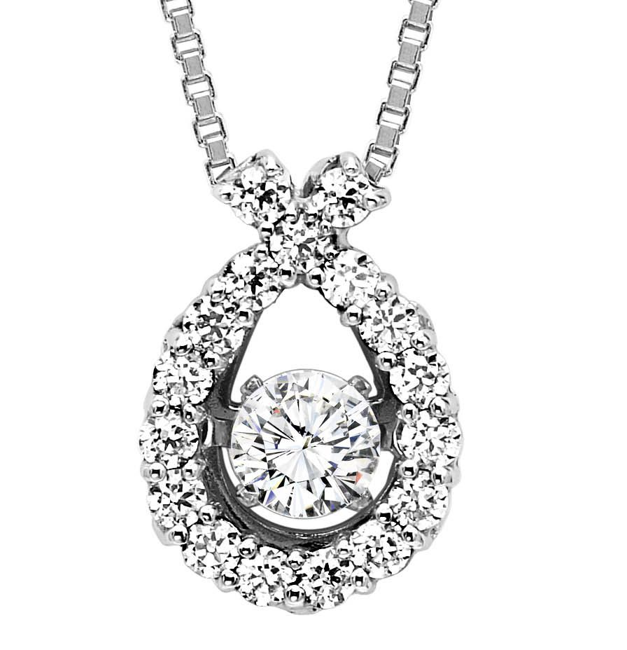 Rhythm of Love diamond pendant lantadiamondp