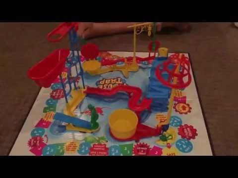 Mouse Trap Game in slow motion - YouTube #mousetrap Mouse Trap Game in slow motion - YouTube #mousetrap