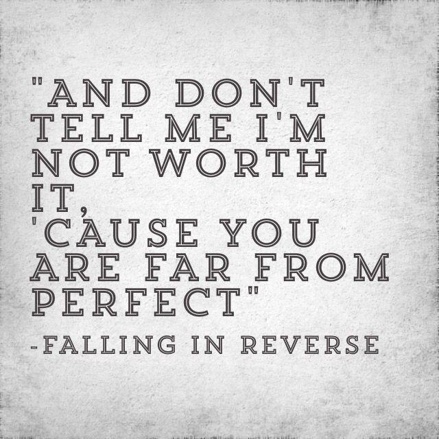 Just Like You By Falling In Reverse Punkhardcore Falling In