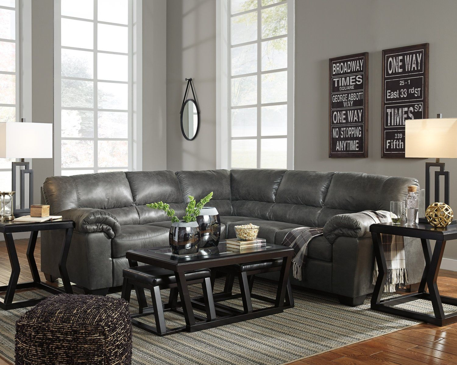 Best Signature Design By Ashley Bladen Sectional Small Room 400 x 300