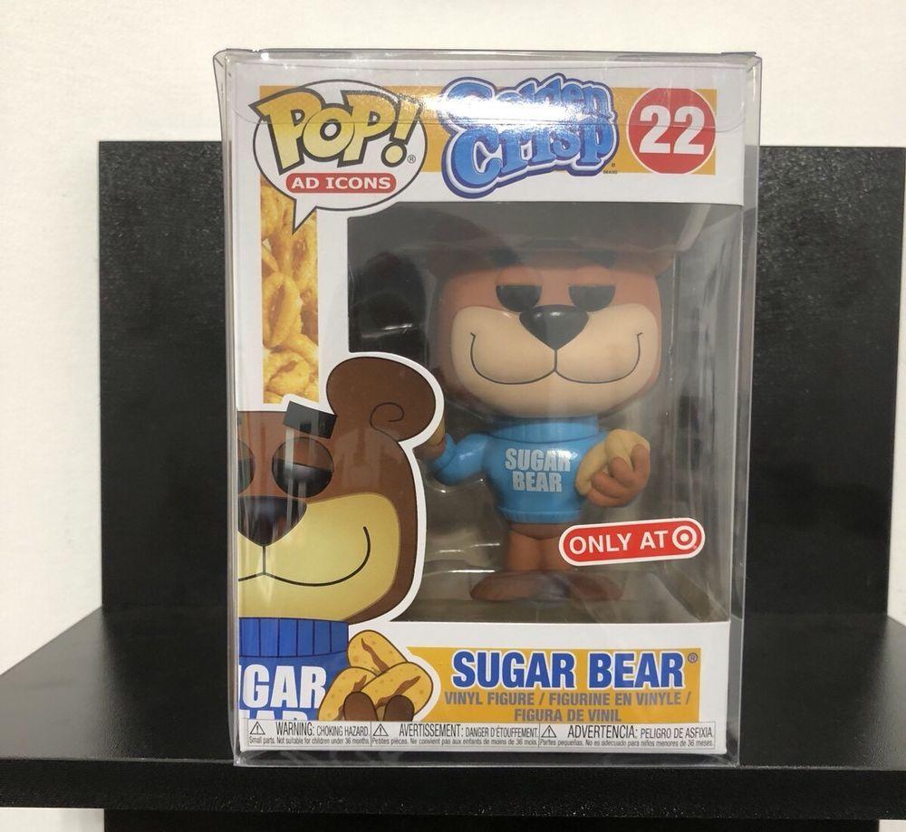 Funko Pop! Ad Icons Golden Crisp Cereal Sugar Bear Target