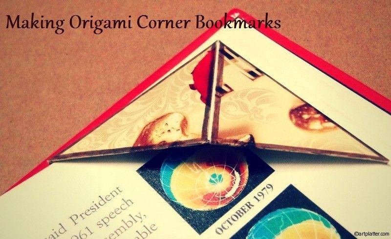 OrigamiBkmarkGlimpse