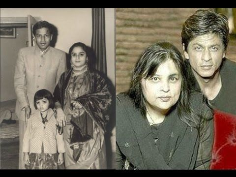 Shahrukh Khan With Family Tree Daughter Son Wife