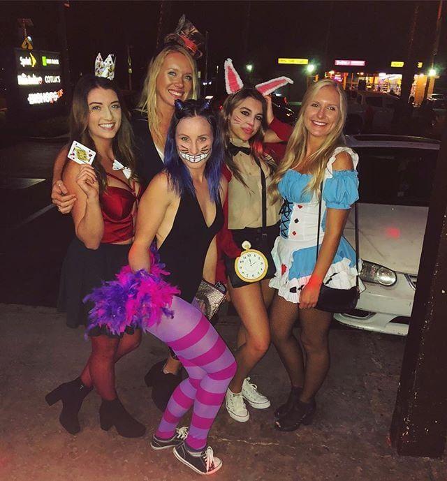 Alice in Wonderland Costume ideas Pinterest Halloween