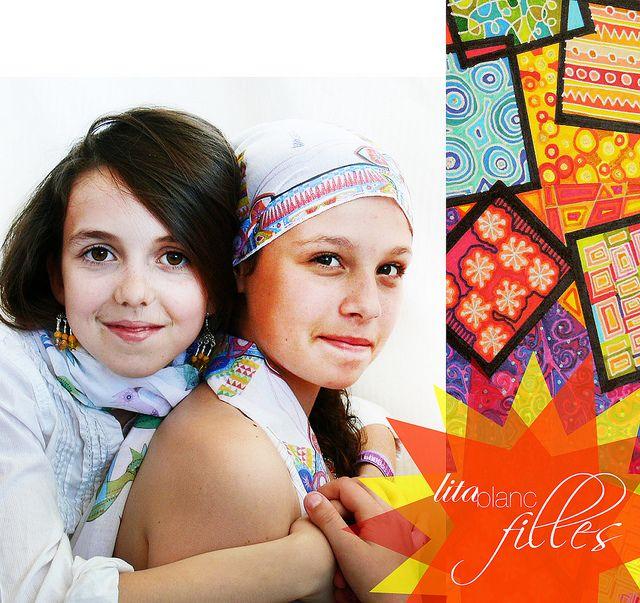 Les filles! by Lita Blanc, via Flickr