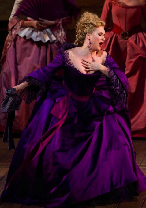 Opera Fresh: Diana Damrau Looks Glorious Post-Pregnancy in Rossini