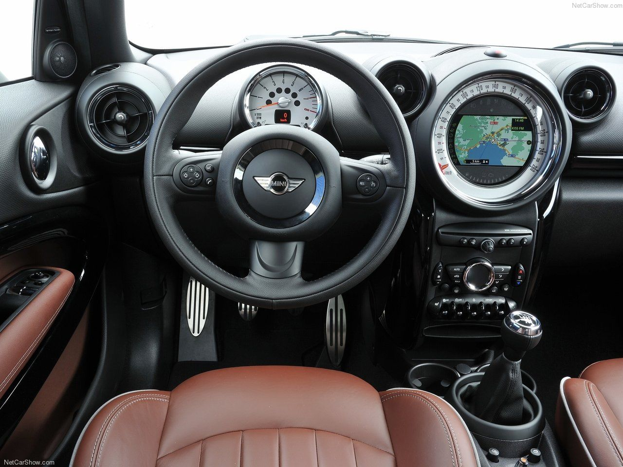 F56 Mini Hatch Interior