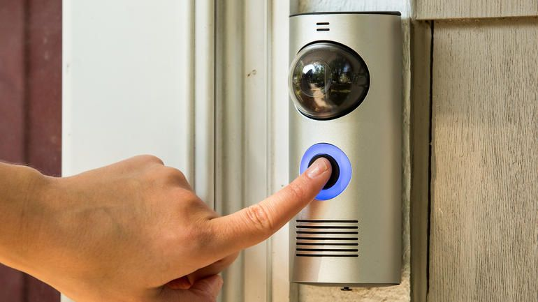 Bot Home Automation Doorbot Home Automation Security Door Security Camera