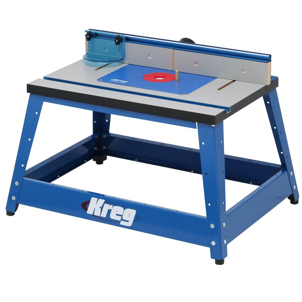 Kreg precision bench top router table router table bench and kreg precision bench top router table prs2100 the home depot greentooth Image collections