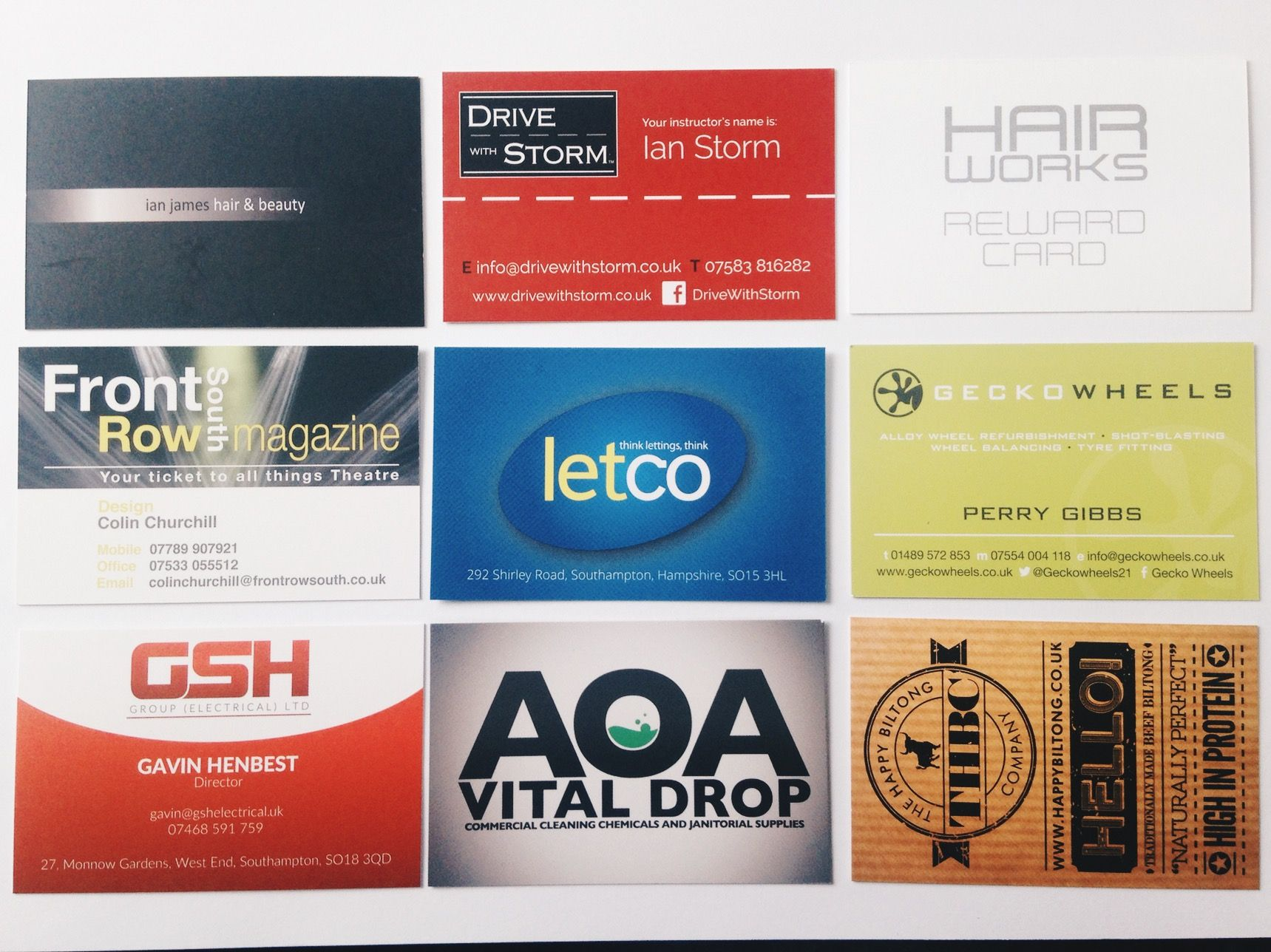 Business Cards #buisinesscards #business #promotion #company ...
