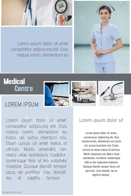 Medical Business Flyer Template  Postermywall  Medical Health
