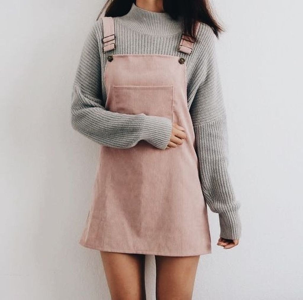 2019 year for girls- Winter cute clothes for teenagers