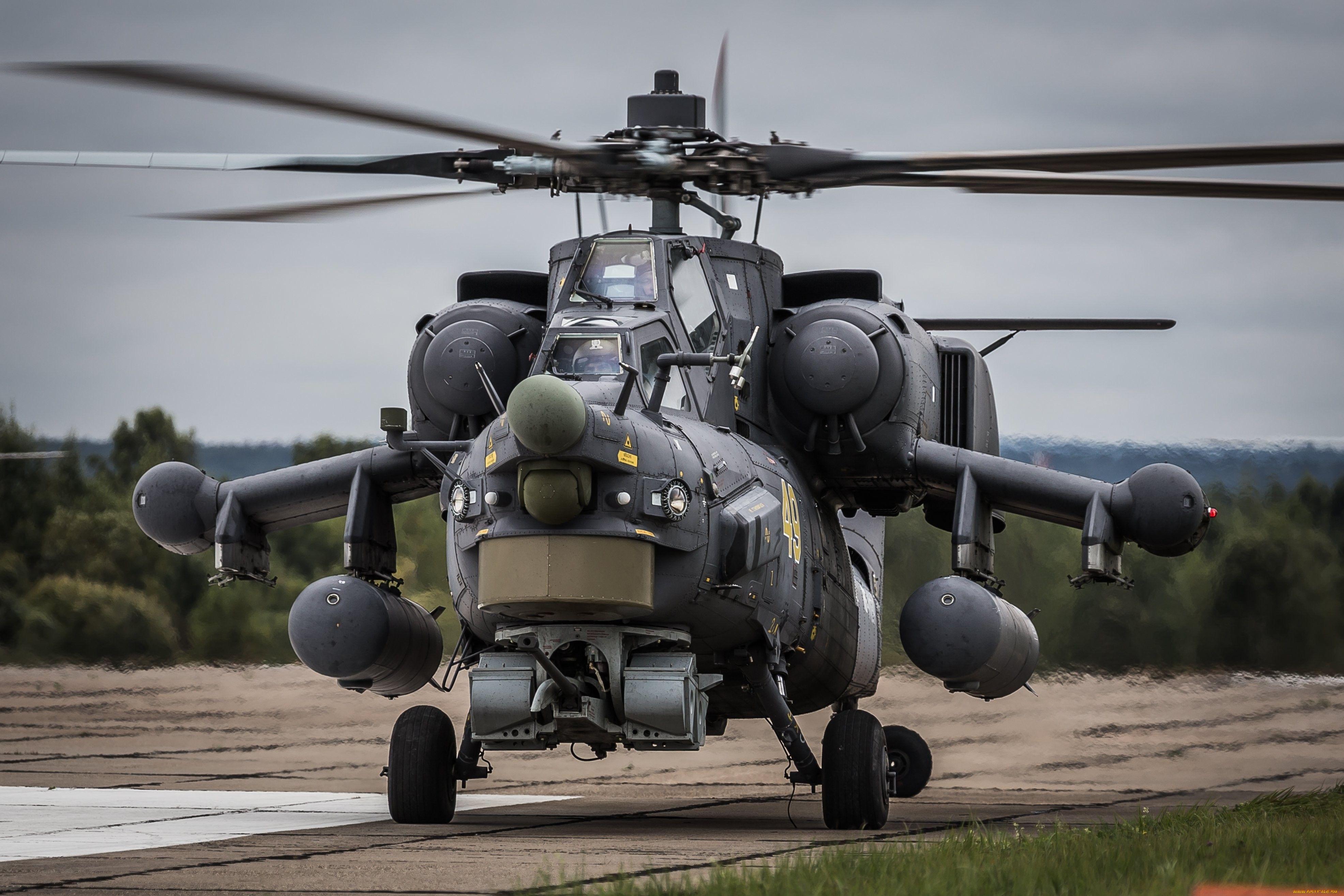 Картинки вертолет военный