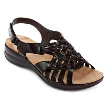 ffa8cf7734ddd Yuu™ Jannie Open-Toe Sandals found at  JCPenney