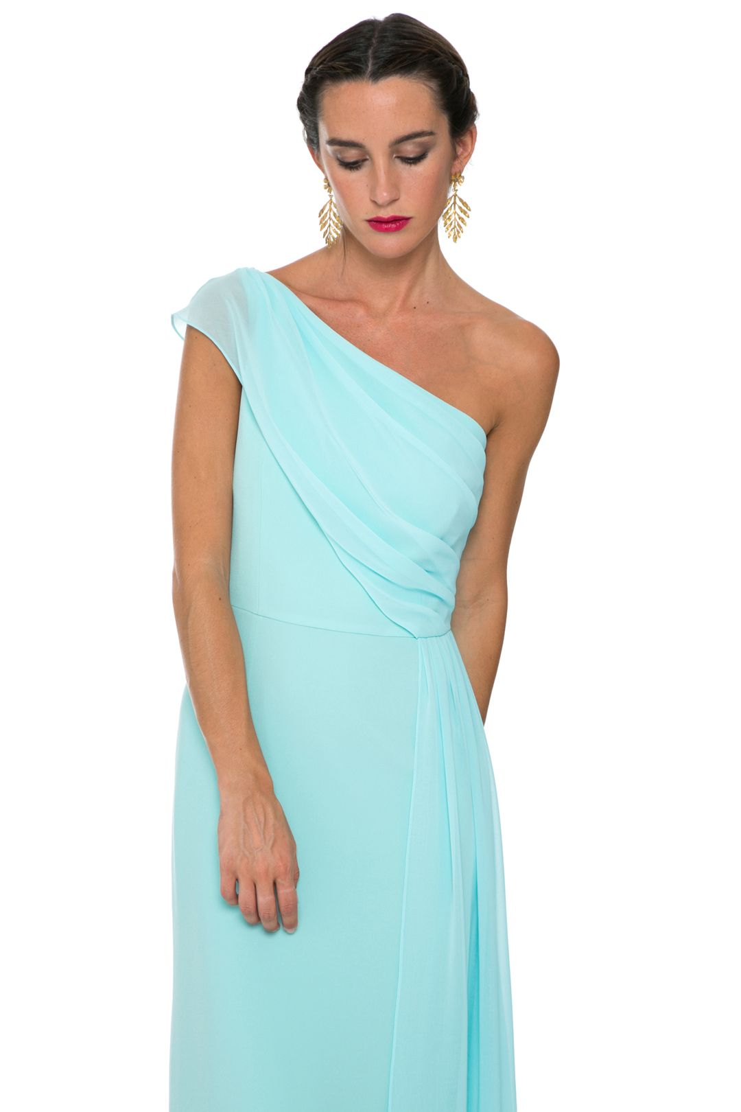 Vestido Mint Goddess | Vestidos | Pinterest | Alquiler de vestidos ...