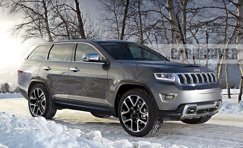2021 Jeep Wagoneer And Grand Wagoneer Are Cars Worth Waiting For Jeep Wagoneer Jeep Grand Cherokee Jeep Grand Cherokee Srt