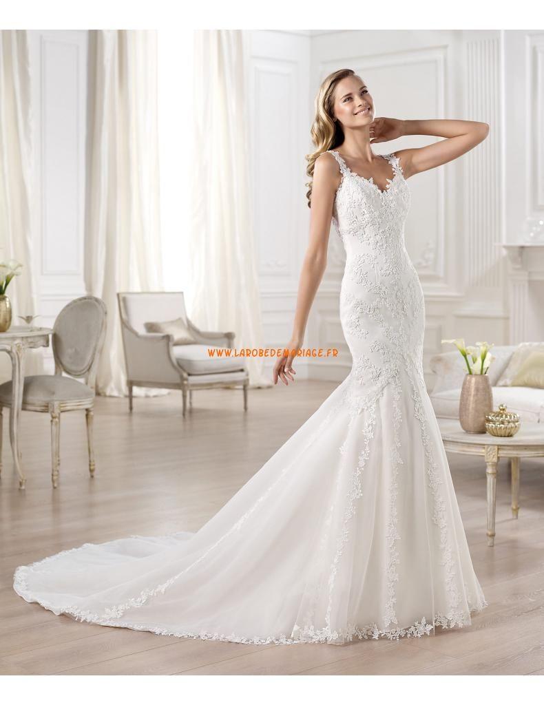 Pronovias te presenta el Robe de mariée Omilu. Fashion 2014. | Pronovias