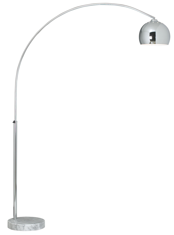 George Kovacs Polished Chrome Arc Floor Lamp   Style # 10783