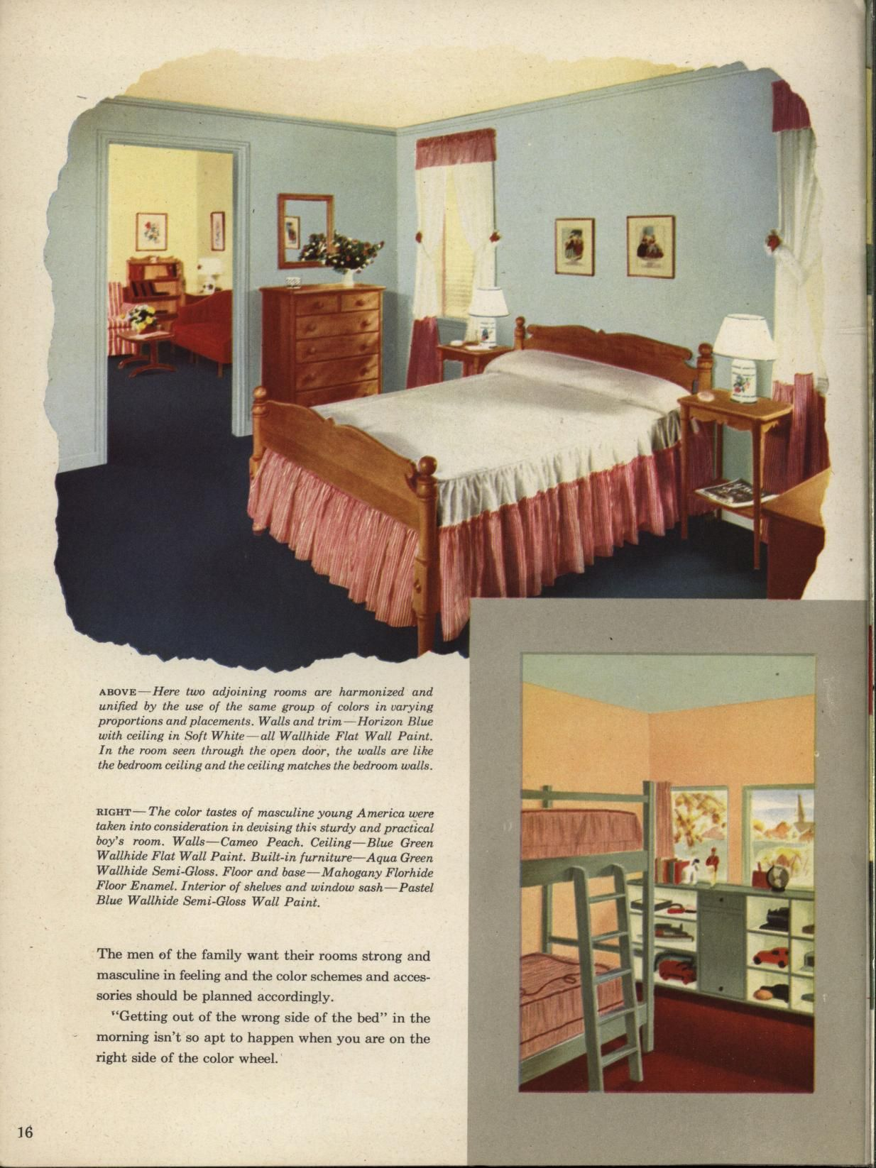 Pittsburgh color dynamics for your home. | vintage furniture and ...