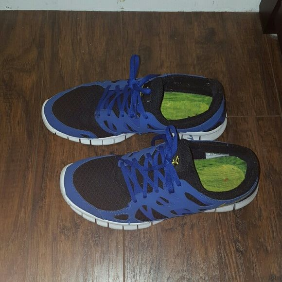 Men's nike free run Tennis shoes EUC No box  Great for running or any other sport Comfortable Nike Shoes Athletic Shoes