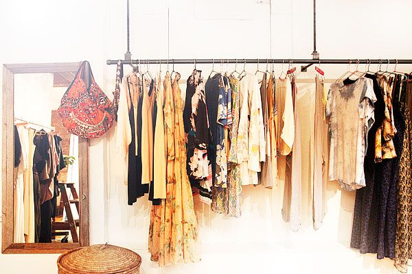 Tales in Retail: Warm Boutique