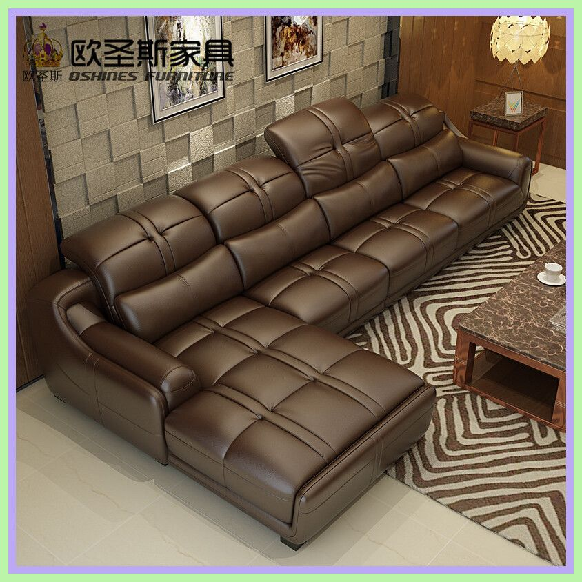 94 Reference Of Brown Leather Contemporary Chair In 2020 Luxury Sofa Design Sofa Set Designs Living Room Sofa Set
