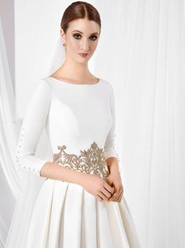 Vestidos madrina franc sarabia 2019